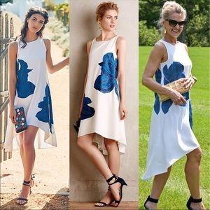 Anthropologie Ranna Gill bluebell dress